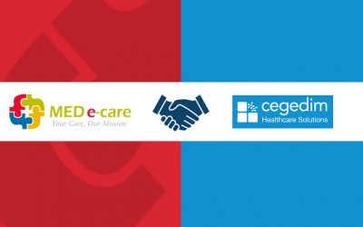 MED e‐care and Cegedim Healthcare Solutions announce their partnership, delivering a seamless medication dispensing solution between pharmacies and care homes