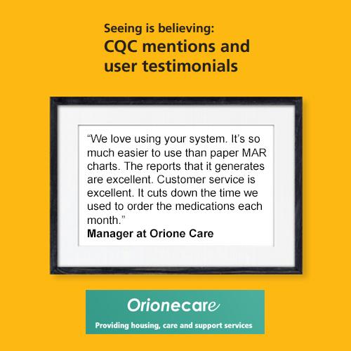 orione-care-test-use